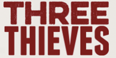 Three Thieves Menu logo